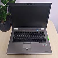 "Ноутбук б/у 15.4"" Toshiba Tecra A10 (Intel Core 2 Duo T6600 / DDR2-2 Gb / HDD 120 Gb / NVIDIA NVS)"