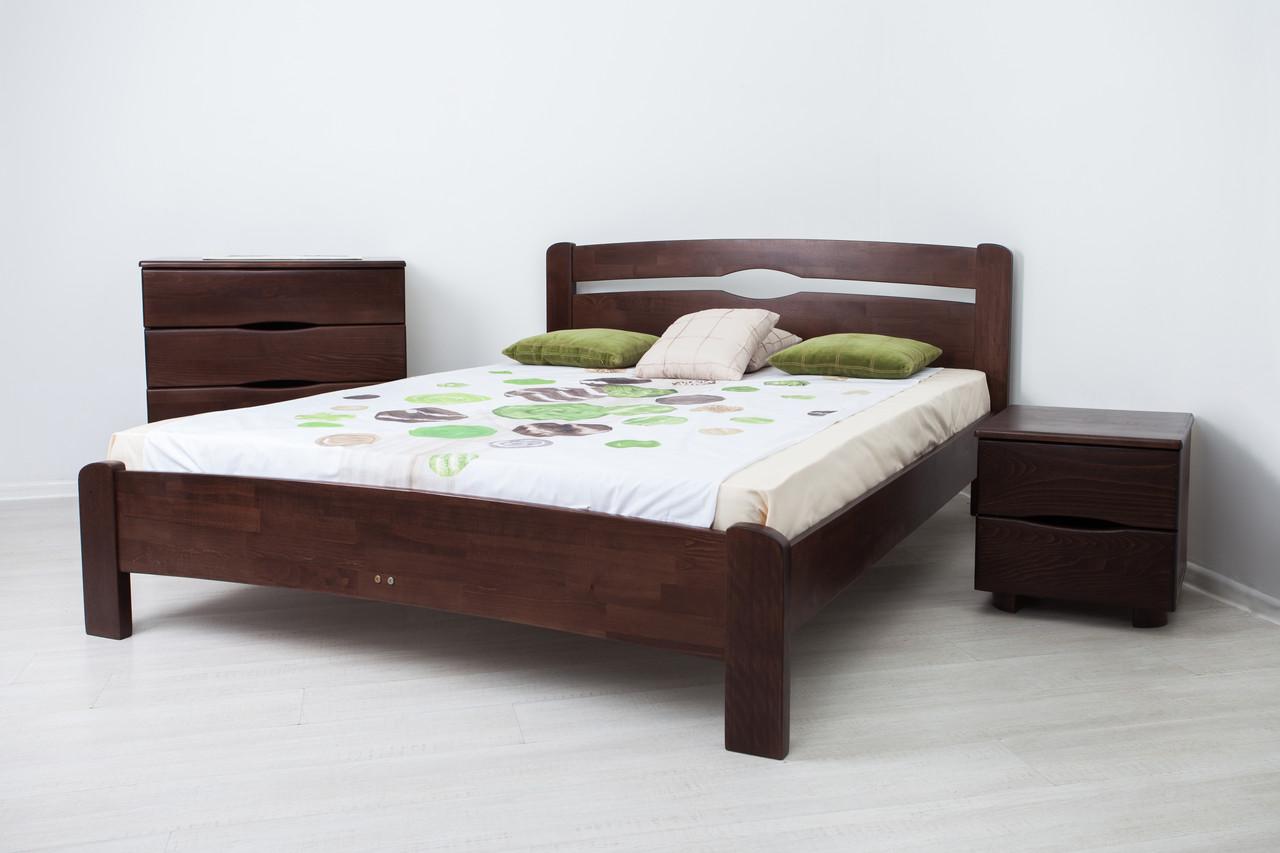Ліжко Кароліна з ящиками