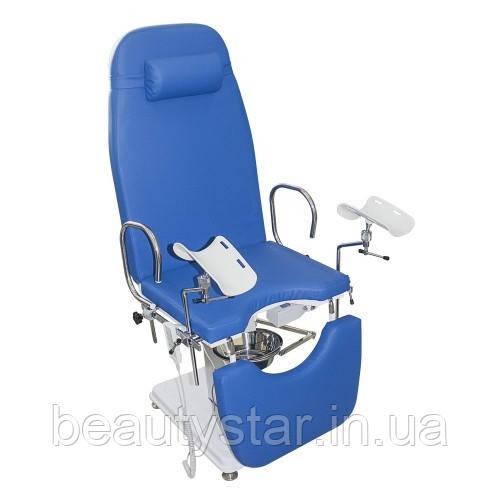 Кресло гинекологическое на электроуправлении КрГ-2