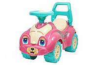 Автомобиль для прогулок Котик ТехноК | Детская машинка-каталка