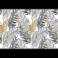 Наклейка для мебели Hiva-Oa 60х90 см, тропики, винил