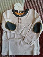 Рубашка с длинным рукавом для ребенка 2-6 месяцев