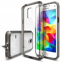 Чехол для телефона Ringke Fusion для Samsung Galaxy S5 mini (Smoke Black)