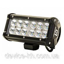 Надежная автофара прожектор Spot LED (12 LED) 5D-36W