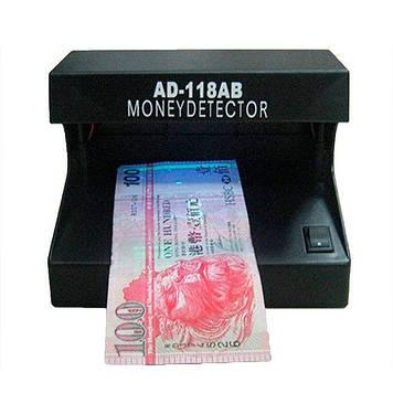 Детектор валют настільний Спартак AD-118АВ (005018)