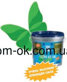 UZIN KE 66 Армированный волокном клей для резиновых покрытий 14кг