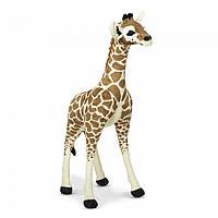 Мягкая игрушка Melissa & Doug Детеныш огромного жирафа  (MD30431)