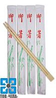 Палочки бамбуковые для суши 23см (100 шт/уп)
