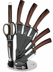 Набор ножей Berlinger Haus Forest Line 8 предметов BH-2285