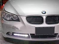 Штатные дневные ходовые огни (DRL) для BMW 5 E60