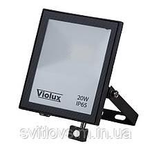 Прожектор LED Violux NORD-S 20W SMD 6000K 1700lm IP65 с датчиком движения