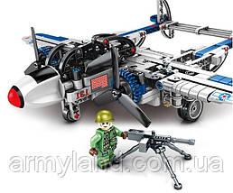 """Конструктор, военный истребитель Р-38 """"Лайтнинг"""", фото 2"""