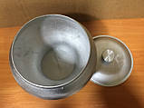 Пічний казанок алюмінієвий 6.0 л, фото 2