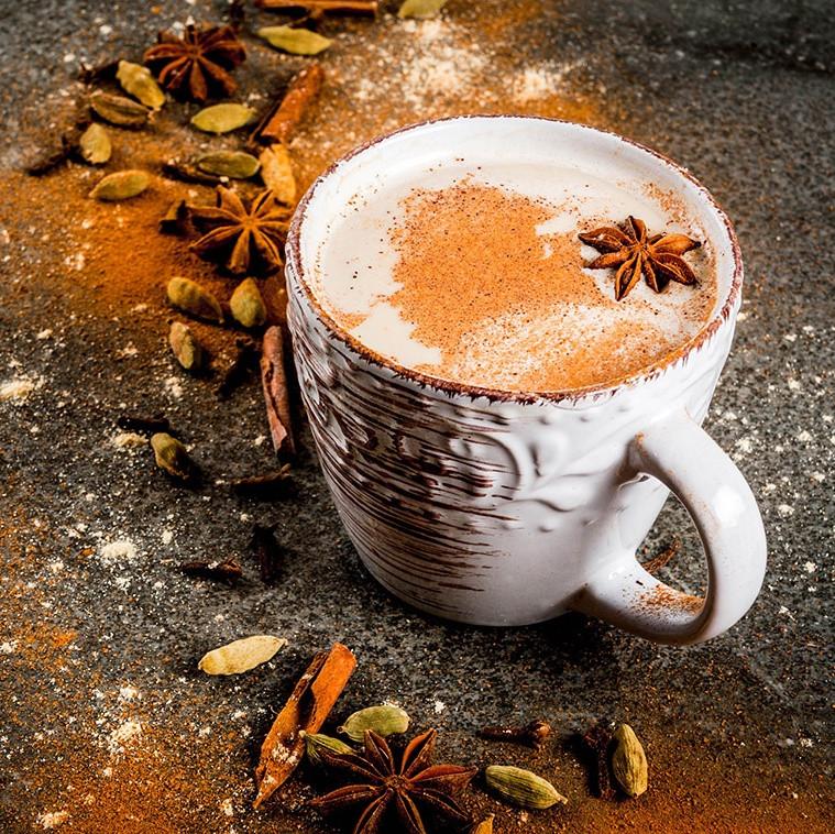 Масала чай ЭКСТРА, 35 грамм. Чай Масала. Композиция отборных молотых пряностей для пряного чая с молоком