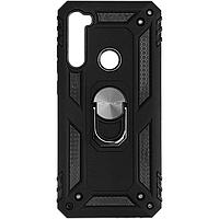 Чехол противоударный с кольцом HONOR Hard Defence на телефон iPhone XR 6.1 / Айфон ХР