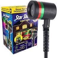 Уличный лазерный проектор Star Shower Laser Light точки