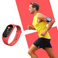 Фітнес браслет M5 Band Smart Watch Bluetooth червоний