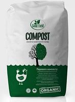 Органічні добрива Good Yield компост сипучий 40л, натуральне добриво на основі куриного посліду
