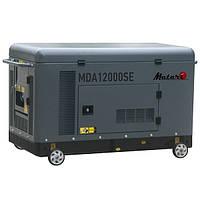 Однофазный дизельный генератор MATARI MDA12000SE (Автозапуск) (10 кВт)