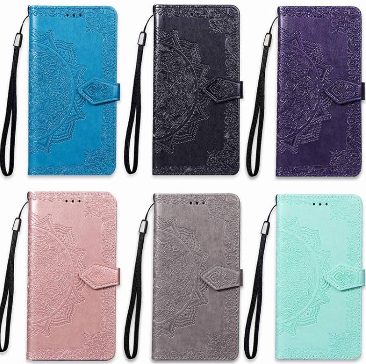 Чехол Vintage для Xiaomi Redmi Note 9S / Note 9 Pro книжка с визитницей (разные цвета)