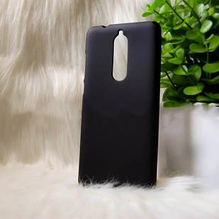 Чехол Nokia 5.1 черный