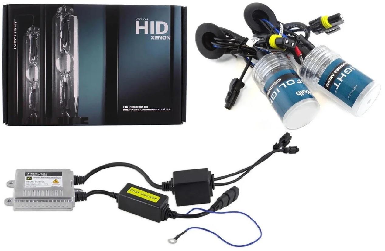 Комплект ксенона Infolight Expert PRO H3 4300K 35W CANBUS (P101027)