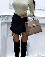 Женская модная юбка-шорты, фото 1