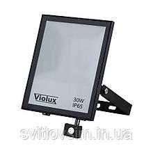 Прожектор LED Violux NORD-S 30W SMD 6000K 2550lm IP65 с датчиком движения