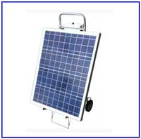 Солнечная станция 30W12V-70W220V мобильная, фото 1