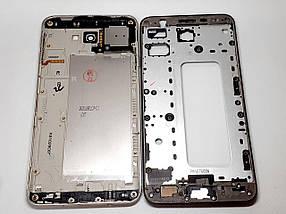 Корпус в сборе Gold Samsung Galaxy J7 Prime G611F оригинал ,сервисный, фото 2