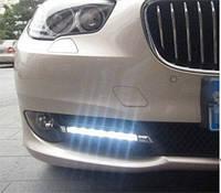 Штатные дневные ходовые огни (DRL) для BMW 5 series