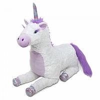 Мягкая игрушка Melissa & Doug Гигантский Радужный Единорог Мисти  (MD30415)