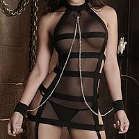 Сексуальний комплектик з ланцюжком