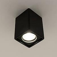 Накладной точечный светильник GYPSUM LINE Bristol S1804 BK (Черный), фото 1