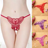 Жіночі стринги - метелик