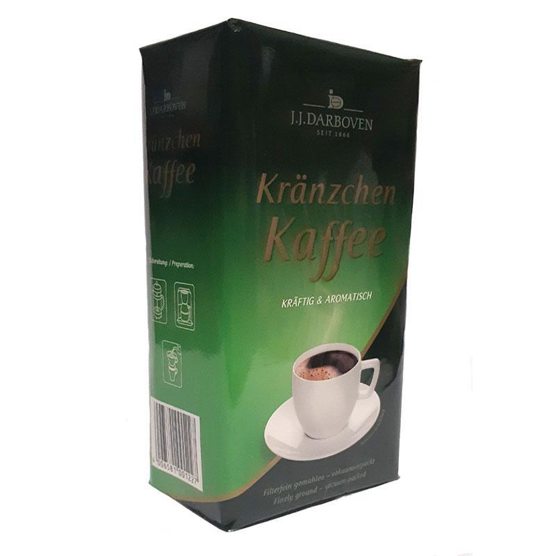 Кофе Дарбовен молотый 500г. креншен