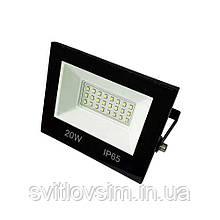 Прожектор LED Violux RAY 20W SMD 6000K 1800lm IP65