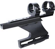 Кронштейн боковой ВОМЗ для БК с кольцами 25,4мм