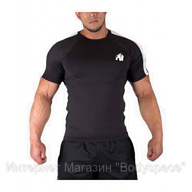 Gorilla Wear, Футболка Stretch Tee (Black One Size)