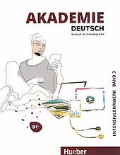 Akademie Deutsch B1+ Band 3 Intensivlehrwerk mit Audios online