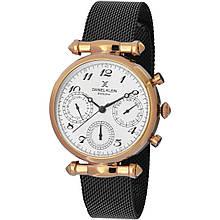 Часы Daniel Klein DK11395-5 Черные, КОД: 115565