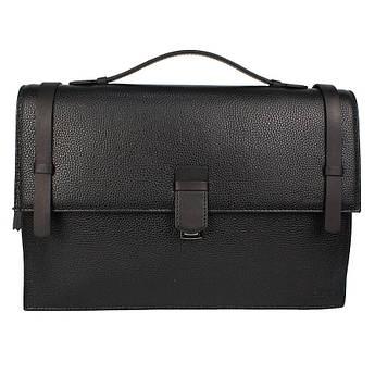 Мужская сумка-папка Bond 1098-281 black
