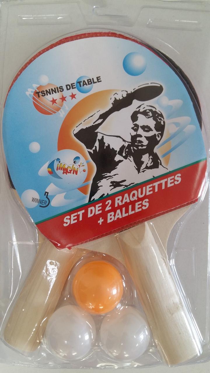 Набор для настольного тенниса РРS-0002