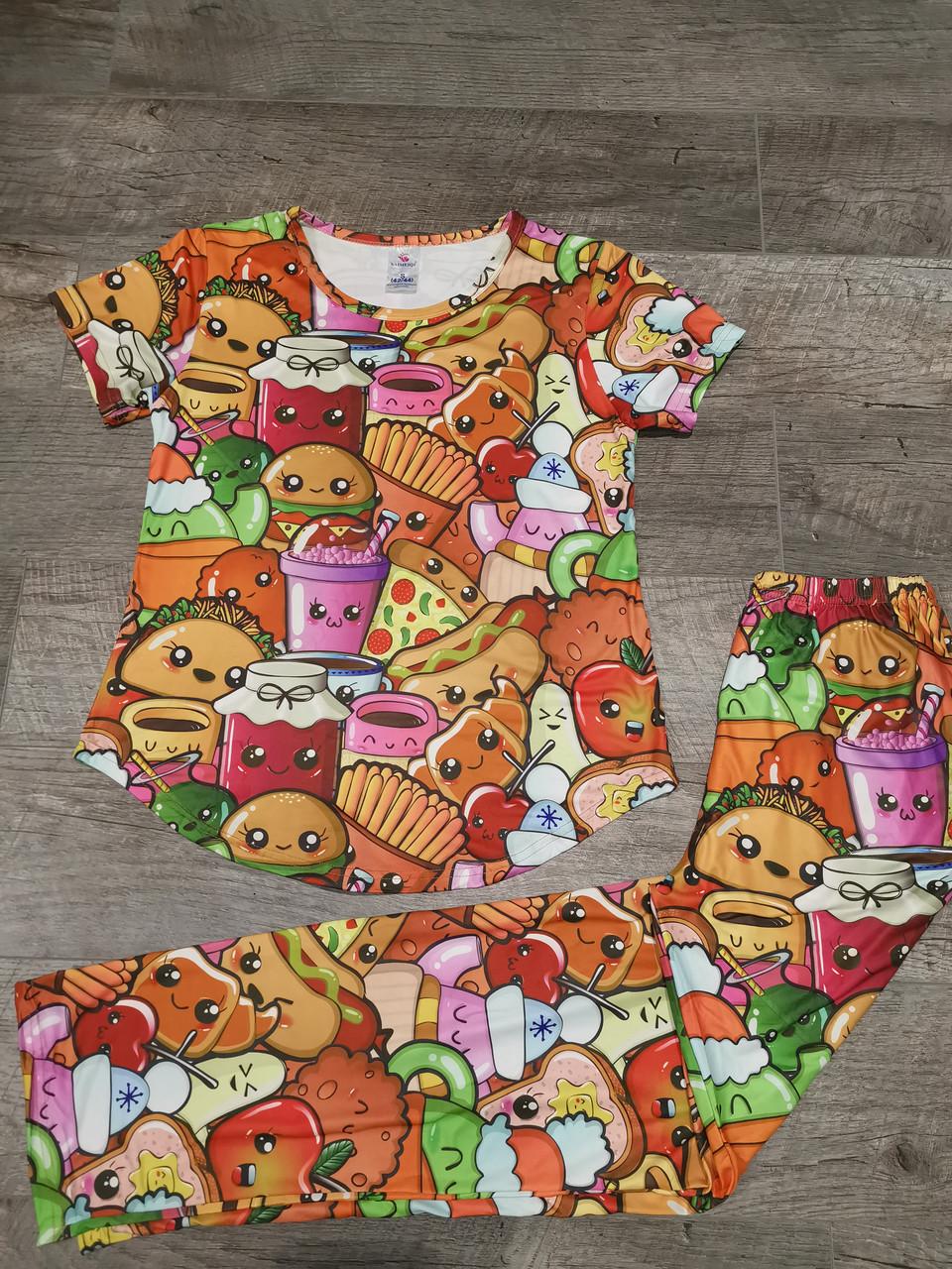 Молодежная пижама 70-1