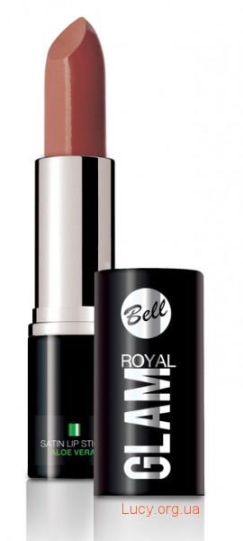Помада для губ Royal Glam Satin 5.5 г Bell 070 (5901812090560)