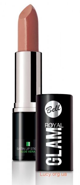 Помада для губ Royal Glam Satin 5.5 г Bell 071 (5901812090577)