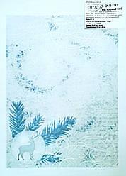 Дизайнерская канва № 16 - ДК 16-78 б