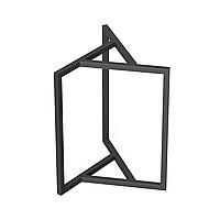 Подстолье для журнального стола из металла Ø=450mm, H=500mm