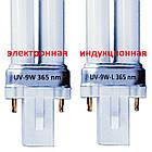 Набор Электронные Лампы UV 9 Watt Запасные и Пилки Профессиональные для Ногтей, Лампа для Маникюра, фото 6