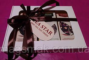 Чай в подарочной упаковке Чайна Країна Ассорти, 150 г, фото 3